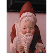 Figura Santa Claus Silvestri Retro Vintage Navidad Christmas