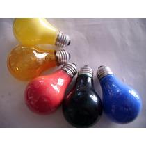 Focos Colors By Osram 25 Y 40 Watt