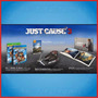 Just Cause 3 Collector + Just Cause 2 X One | $999 A Contado