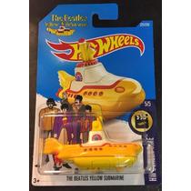 Hot Wheel The Beatles Yellow Submarine Pack De 3
