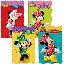 Disneyâ® Minnie Mouse Mis Primeros Libros (juego De 4 En F