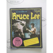 Bruce Lee,lo Increible De Bruce Lee,agosto 1976