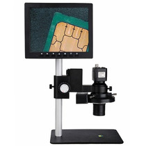Microscopio Yuan Video Microscope Con Pantalla Lcd Incluida!