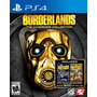 Ps4 - Borderlands The Handsome Collection - Nuevo - Ag
