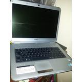 Laptop Sony Vaio Vgn-ns320th/pcg7165p