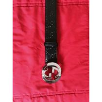 Cinturon Gucci Negro