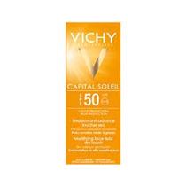 Bloqueador Solar Vichy Capital Soleil Toque Seco 50ml Protec