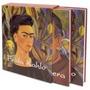 Frida Kahlo Y Diego Rivera Box Set (2 Libros De Lujo)(nuevo)