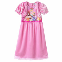 Bata - Vestido - Pijama Princesas Disney