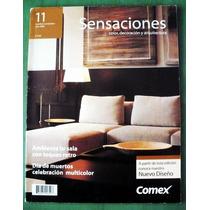 Revista Sensaciones De Comex Número 11