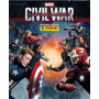 Álbum Capitán América Civil War: Estampas Sueltas