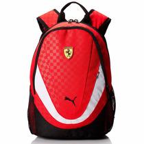 Mochila Deportiva Ferrari Scuderia Laptop Puma 01 072231
