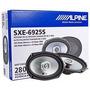 Bocinas 6x9 Alpine Sxe-6925s 2 Vias Nuevas Originales 280 W