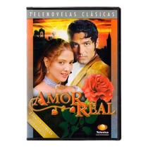 Amor Real , Telenovela Mexicana En Dvd