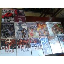 Marvel Civil War Ingles Primera Edicion Perfecto Estado