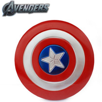 Escudo + Máscara De Capitan America Avengers Marvel