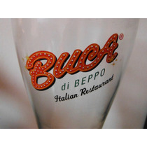 Vaso Buca Di Beppo Italian Restaurant Souvenir U.s.a Bar