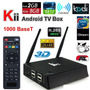 Smart Tv Box Kii Android 5.1 Lollipop,dual Band, 2g 8g, 4k