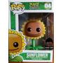 Funko Pop: Plantas Plants Vs Zombies : Sunflower Girasol #04