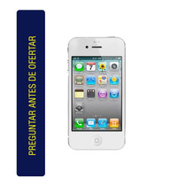 Iphone 4 32gb Redes Sociales Whatsapp Cam 5mp Iphone Os 4