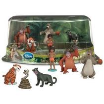 El Libro De La Selva Figura Set De Juegos