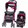 Carreola Y Portabebe Hello Kitty Baby Trend