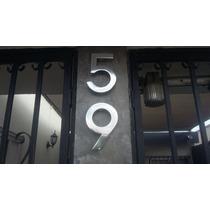 Números Residenciales De Aluminio Para Casa, Oficina.