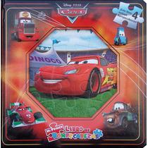Mi Primer Libro De Rompecabezas: Disney Cars