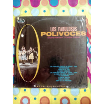 Los Fabulosos Polivoces Lp 1969 Eduardo Manzano Y Enrique C.