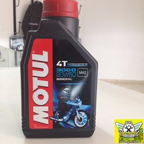 Aceite Parara Moto 3000 20w 50 Mineral