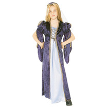 Medieval Reina Traje - Julieta Princesa Del Vestido De Lujo