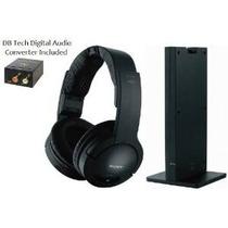 Sony Mdrrf985rk Inalámbricos Rf Auriculares Estéreo + Db Tec
