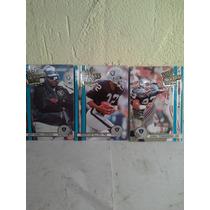 Raiders De Los Angeles 3 Tarjetas Colecionables 1990