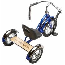 Triciclo Para Niños Schwinn Azul Marino