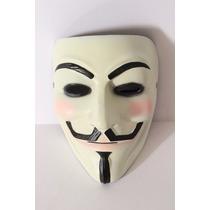 V De Venganza, Mascara Anonymus Revolucion Protesta