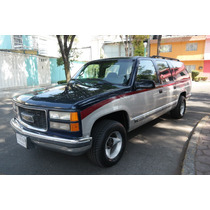 Chevrolet Suburban 1998 Automatica Impecable $52,999