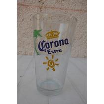 Vaso Cerveza Corona Extra Beer Beach Edition Cantina Bar