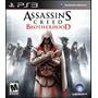 Assassins Creed Brotherhood Ps3 Videojuego En Caja Sellado