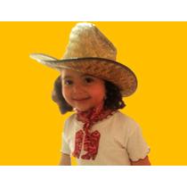 Sombrero Vaquero Para Niños Palma Fiestas Festivales