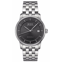 Reloj Mido Baroncelli Automático Acero Negro M86004131