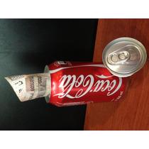 Lata De Seguridad Coca Cola