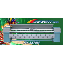 Plotter Gran Formato Infiniti Fy3278n 4 Ph 1 Año Garantía