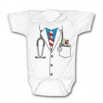 Pañaleros Para Bebé Doctor, Superhéroes Set 3 Piezas