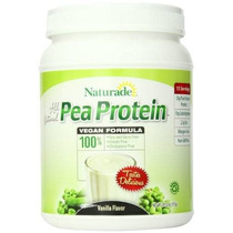 Naturade Dieta De Proteína De Guisante Suplemento Jarro De V