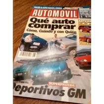 Automóvil Año 4 #8 - Que Auto Comprar Cómo, Cuando