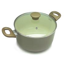 Olla Tapa Antiadherente Ceramica 5.6 L Oster Good And Good