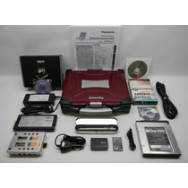 Panasonic Toughbook Cf-29 160gb Gps Wifi Dvd/cdrw Laptop