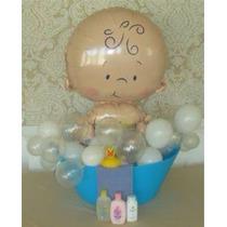 Globo Metálico Baby Shower Bebé