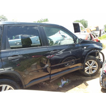 X-trail Modelo 2012 Accidentada 4 Cilindros 2.5l