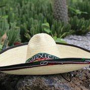 5 Sombrero Charro Caporal Escaramuza Fiesta Patrias Mexicano -   549 ... d58d60eeaec